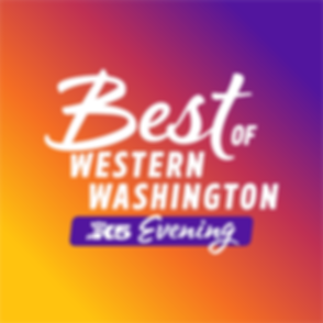 Voted Best of Western Washington