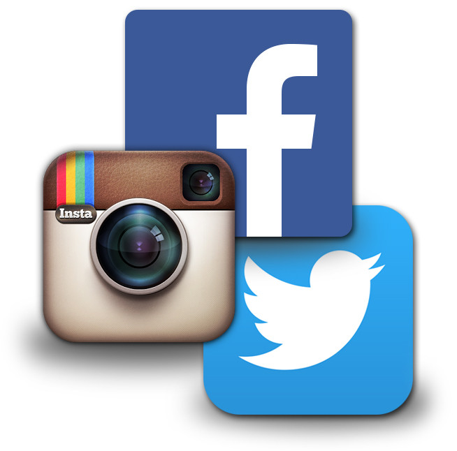 Using Facebook, Instagram, and Twitter (Social Media) can be useful ways to reach your member of Congress