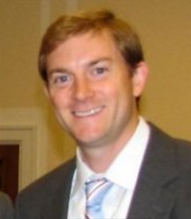 Kyle Oliver, a lobbyist fo Bluewater Strategies