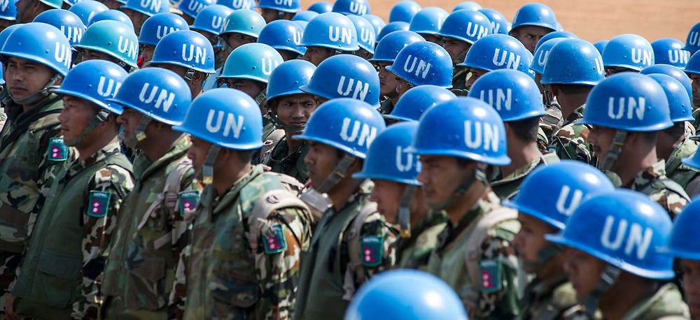 UN Peacekeepers, United Nations, UN Countries