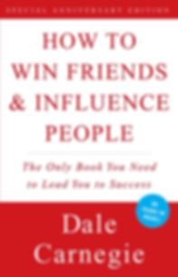 Dale Carnagies Book Is A Great Guide For Advocates Trying To Influence Congress, good advocates follow the principles found in Carnegie's book while conducting their advocacy work