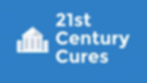21st Century Cures Act Bill Logo