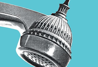 Phone calls to your member of Congress is somewhat effective