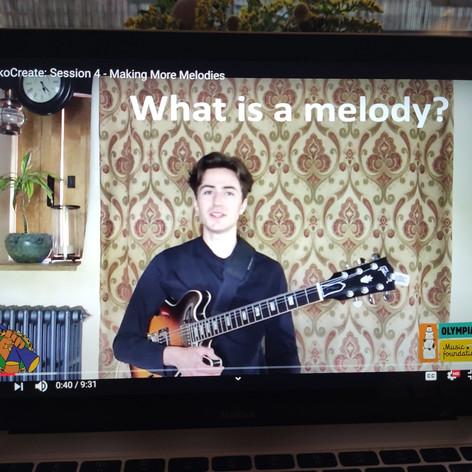 Week 4 - Making More Melodies