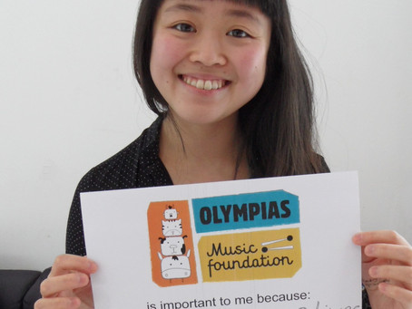 Making Manchester interview 5 - Jo Yee Cheung, Producer (Director of Olympias Music)