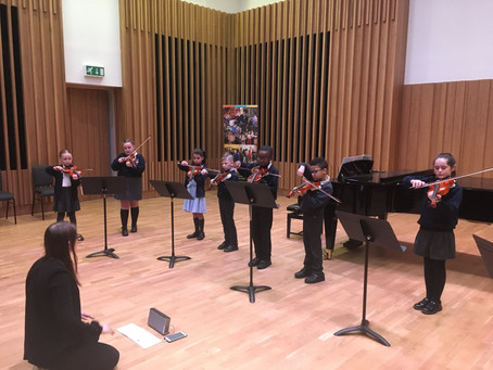 Maingot Music Scholars Concert at Chetham's