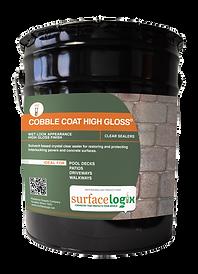 Cobble Coat High Gloss