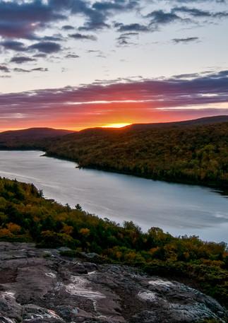 Lake in the Clouds Sunrise