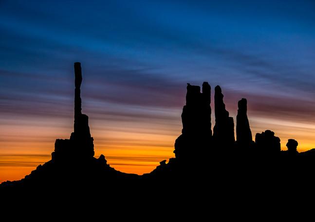 Totem Sunrise
