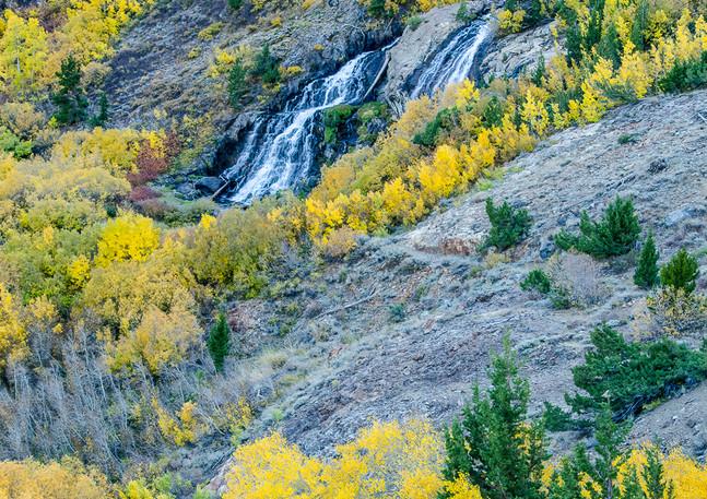 Lundy Canyon Waterfall 1