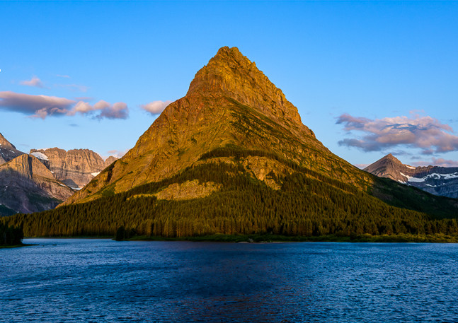 Swift Current Lake Sunrise