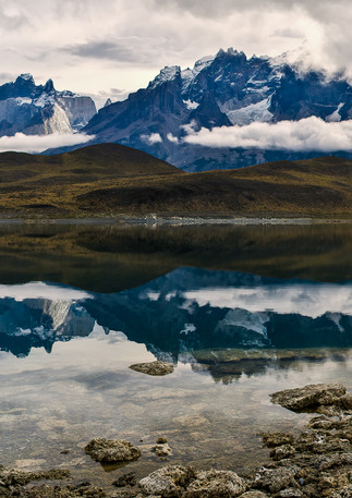 Torres del Paine Reflection
