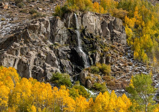 Lundy Canyon Waterfall 3