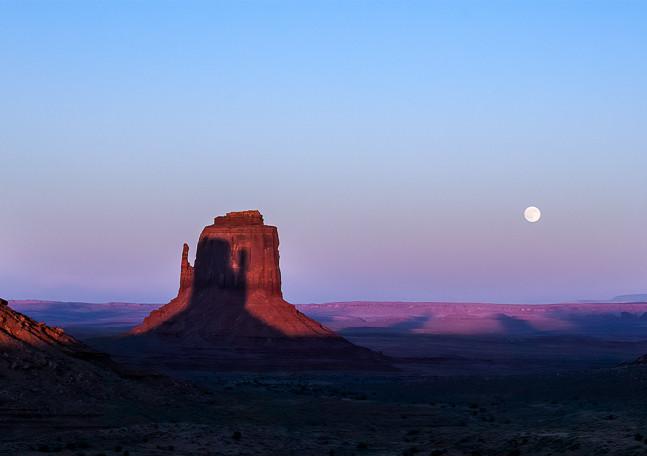 Mitten Moon Rise