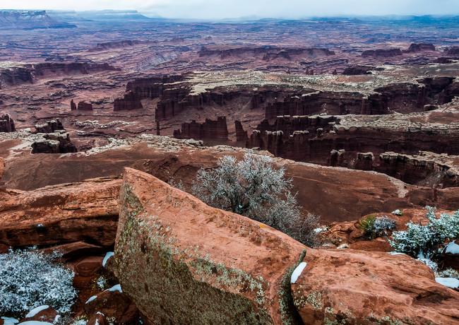 Canyonland Overlook