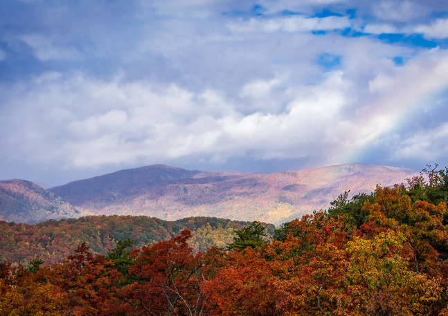 Smoky Mountain Rainbow