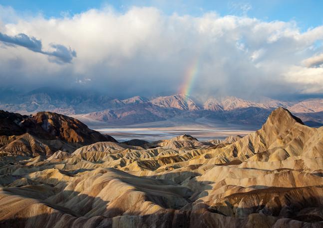 Zabriski Point Rainbow