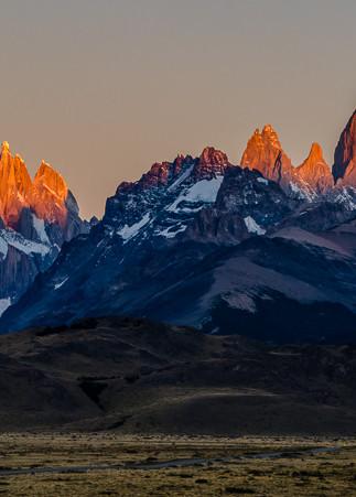 El Chalten - Mt. Fitz Roy Pano