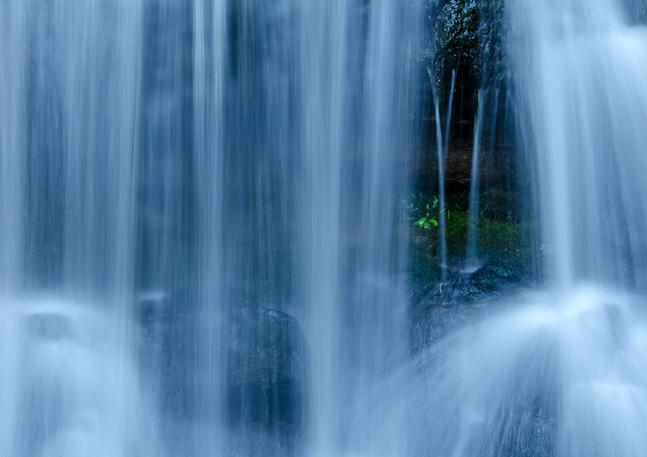 Hidden Behind the Falls