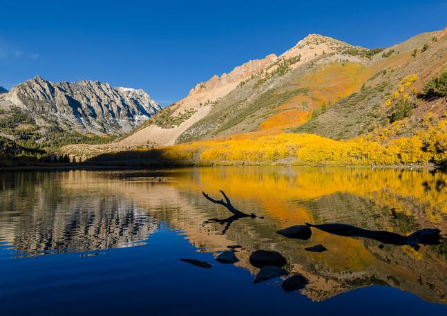 North Lake Reflection 1