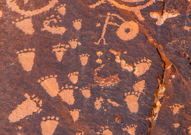 Canyonlands Pictograph