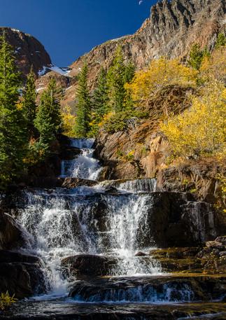 Lundy Canyon Waterfall 2