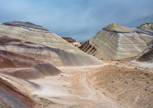 Painted Bentonite Hills