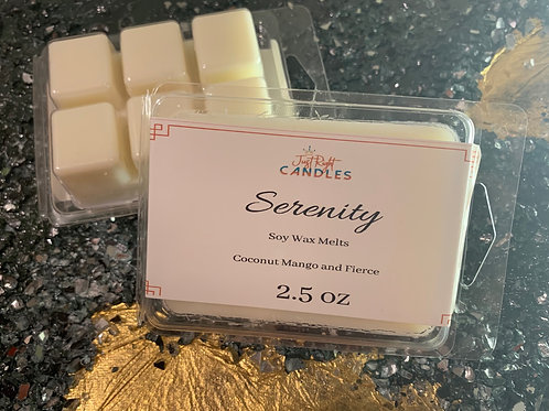 Serenity- Just Right Candle Collection