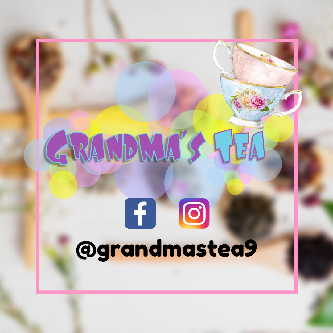 grandmas tea profile pic w social media