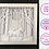 Thumbnail: €5.50 - Unicorn and the Girl - 3D Paper Cut Template Light Box SVG