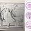 Thumbnail: Star Wars Mandalorian - 3D Paper Cut Template Light Box