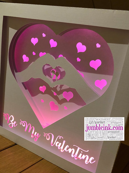 Be My Valentine: €45 - €50