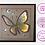 Thumbnail: €5.50 - Butterfly - 3D Paper Cut Template Light Box SVG