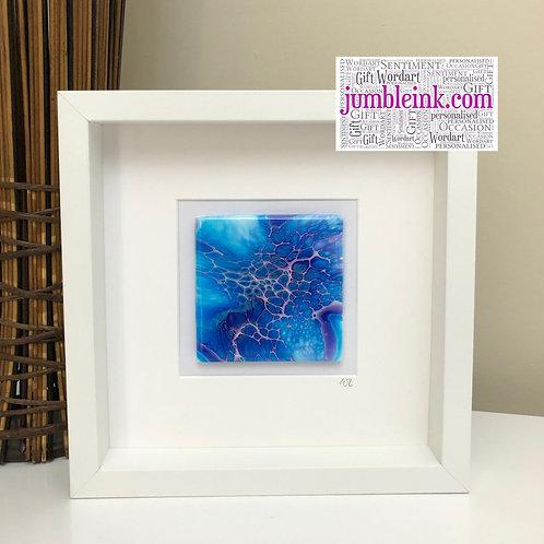 Sandy Banks Acrylic Pour Art: €45