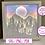Thumbnail: €5.50 - Mountainside Forest Cabin - 3D Paper Cut Template Light Box SVG
