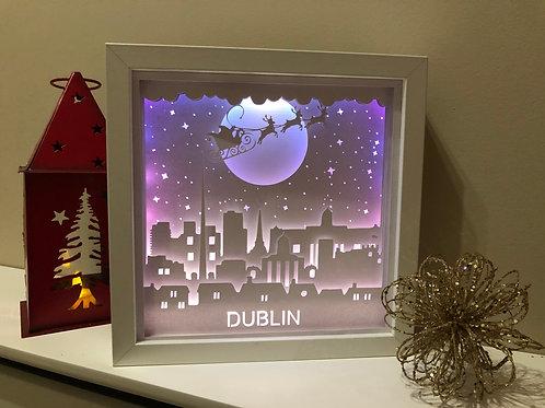 Santa Over Dublin: €45 - €50