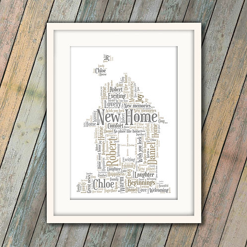 New Home: €25 - €55