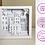 Thumbnail: €5.50 - Victorian Christmas Carols - 3D Paper Cut Template Light Box SVG