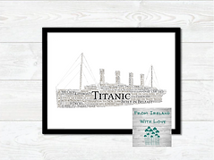 Titanic Wall Art Print Irl.png