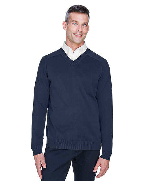 6pc D475 Devon & Jones V-Neck Sweater