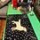 Thumbnail: Golden Retriever in the Snow Rug