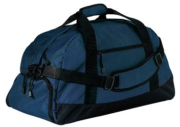12pc BG980 Large Duffel with Shoe Pocket