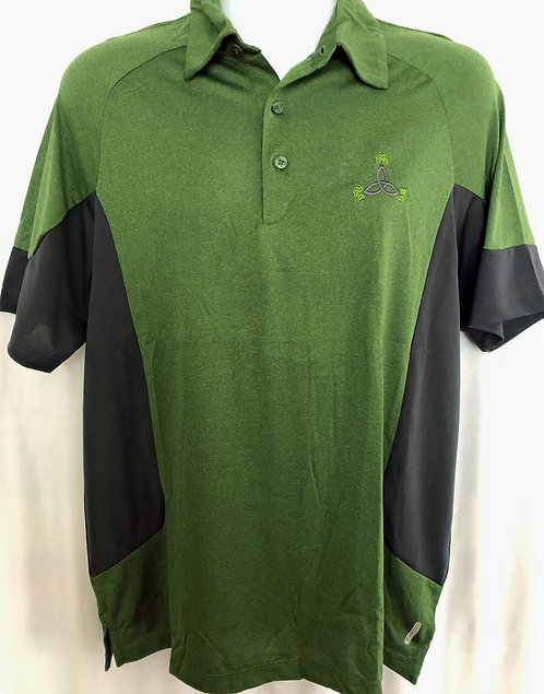 Men's Two-Tone Performance Polo