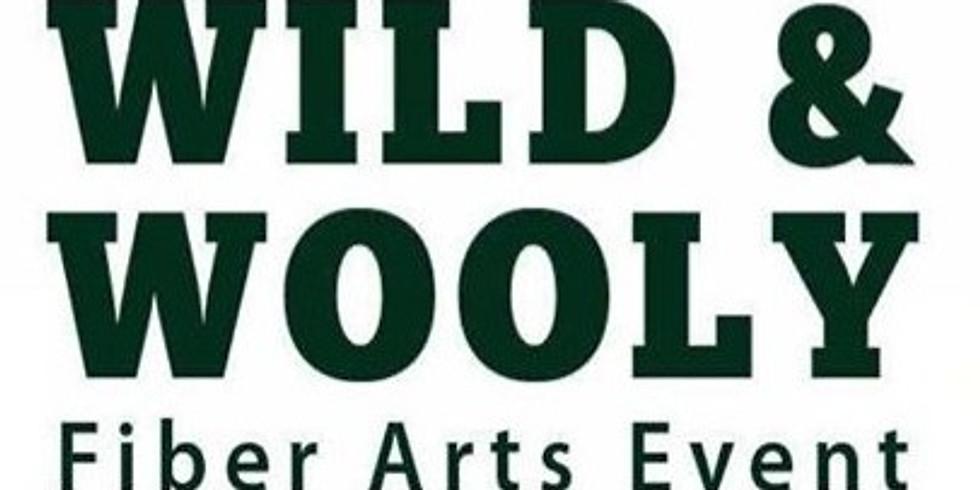 Wild & Wooly Fiber Arts Show 2021