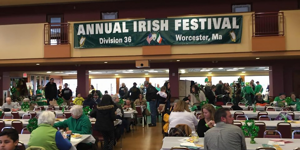 Worcester Irish Festival