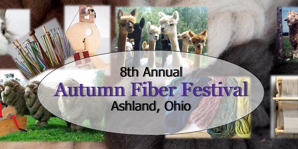 Autumn Fiber Festival, Ashland, OH