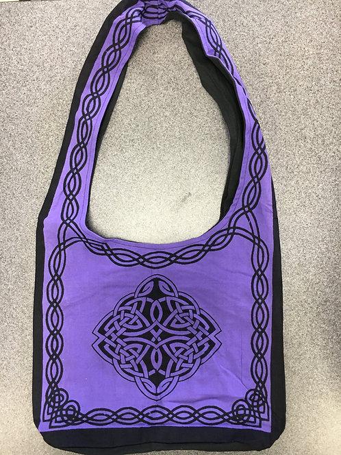 Celtic Knot Shoulder Bag