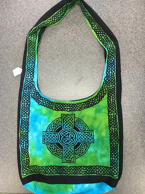 Celtic Cross Shoulder Bag