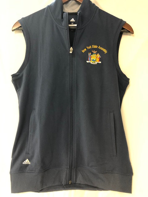 Adidas Golf Ladies' Full-Zip Club Vest