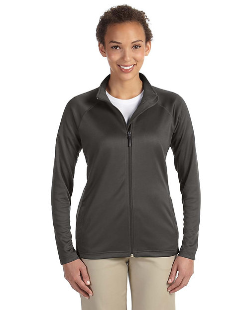DG420WP Devon & Jones Ladies' Stretch Tech-Shell® Compass Full-Zip